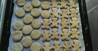 低卡粗纤维饼干(豆渣版)