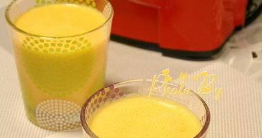 橙子胡萝卜坚果汁