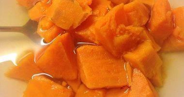 桂花山芋汤